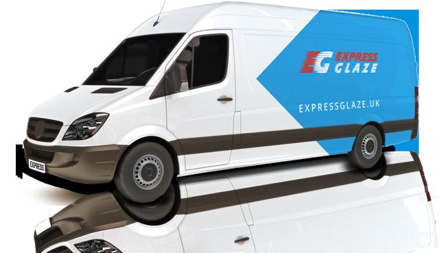 Express Glaze Van